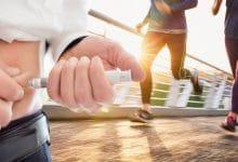 تاثیر افزایش قند خون بر کاهش فواید ورزش های هوازی