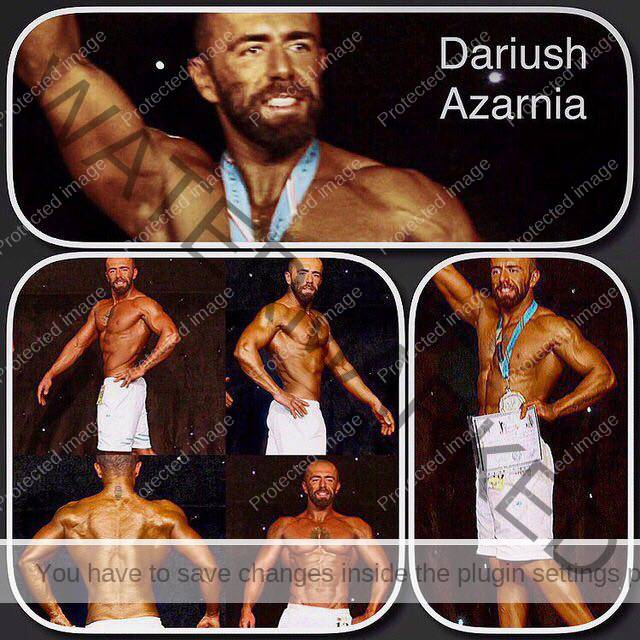 داریوش اذرنیا