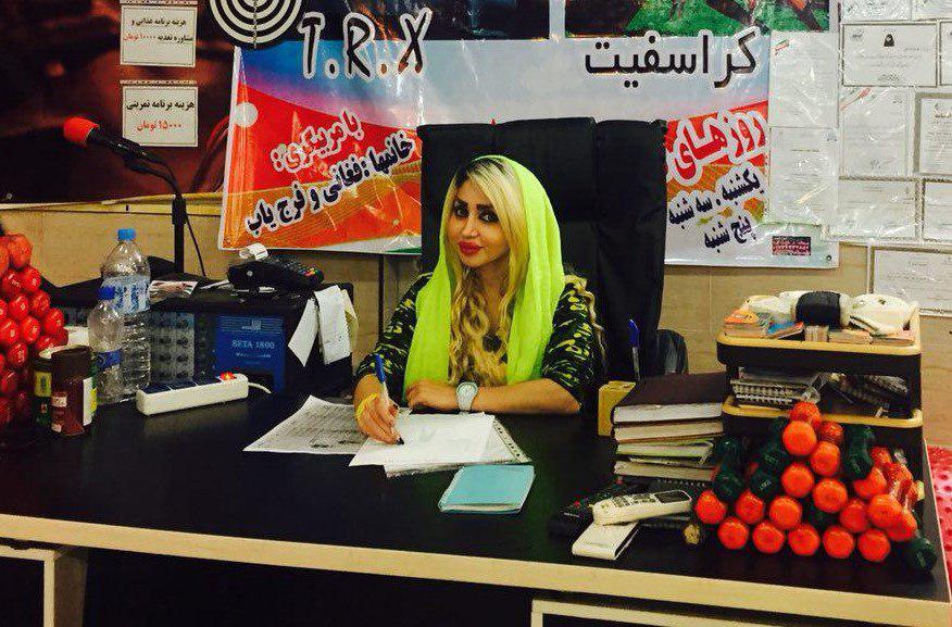 سپیده فغانی